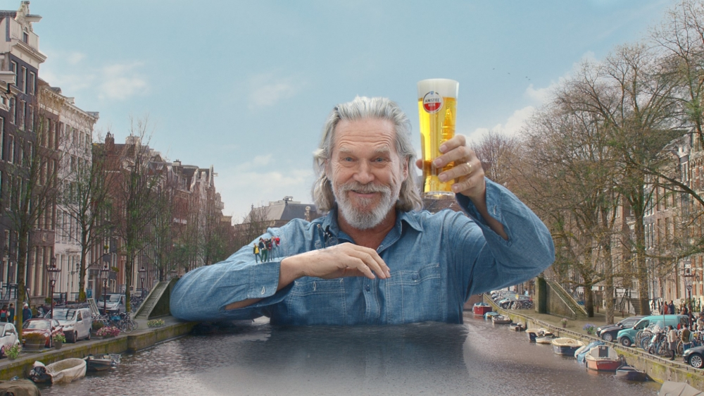 Image for Amstel builds bridges
