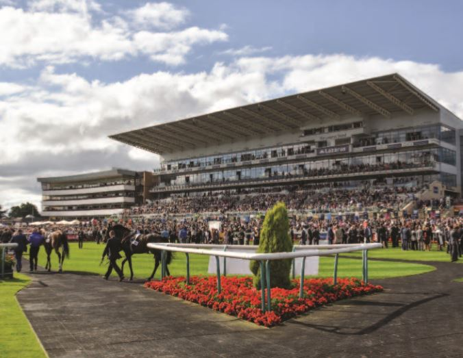 Image for FREE -  race day tickets for Doncaster racecourse on November 30th