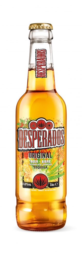 Image for DESPERADOS - NEW BRAND DESIGN