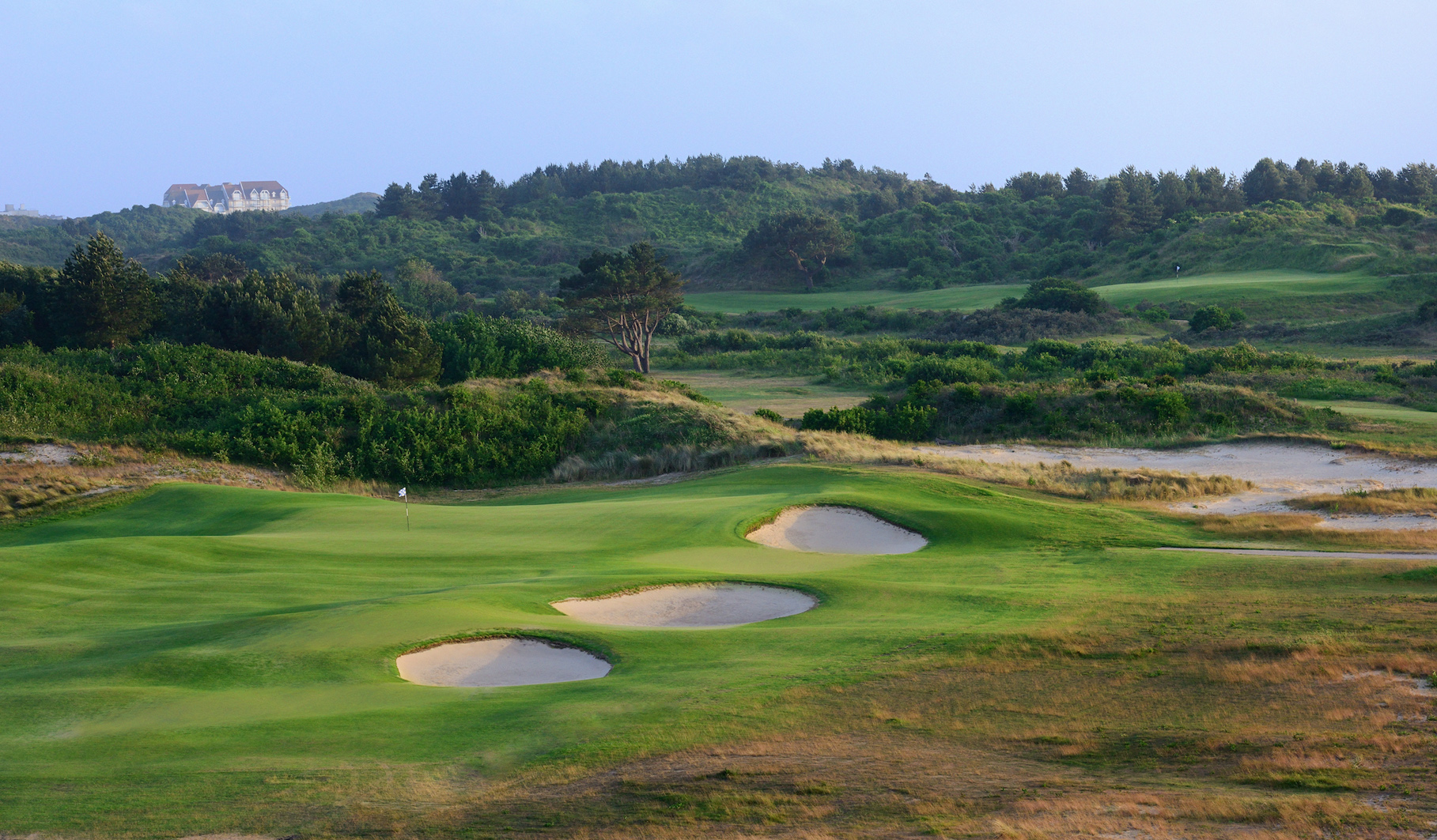 Image for Le Touquet Golf Resort awarded top 20 status