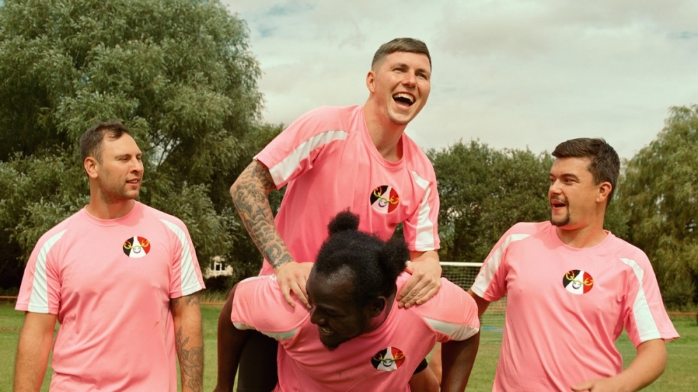 Image for LGBT+ friendly football team features in Carling's new 'Made Local' campaign