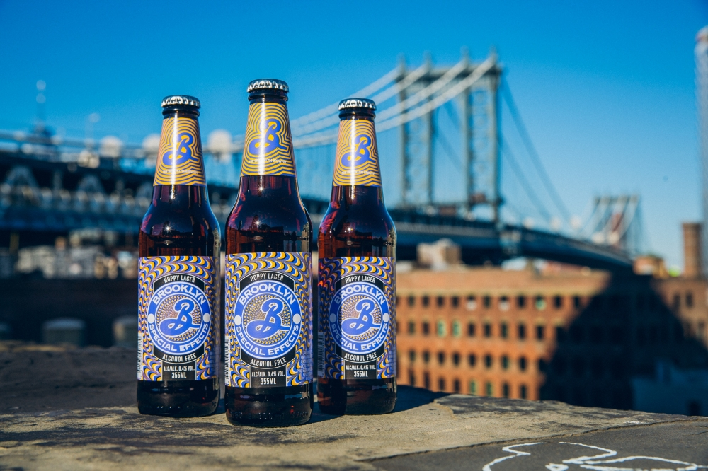 Brooklyn Brewery launches alcohol-free variant in the UK