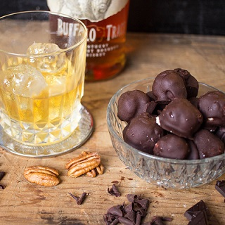 Image for Buffalo Trace Bourbon Truffles feature in 'Unforgettable Recipes'
