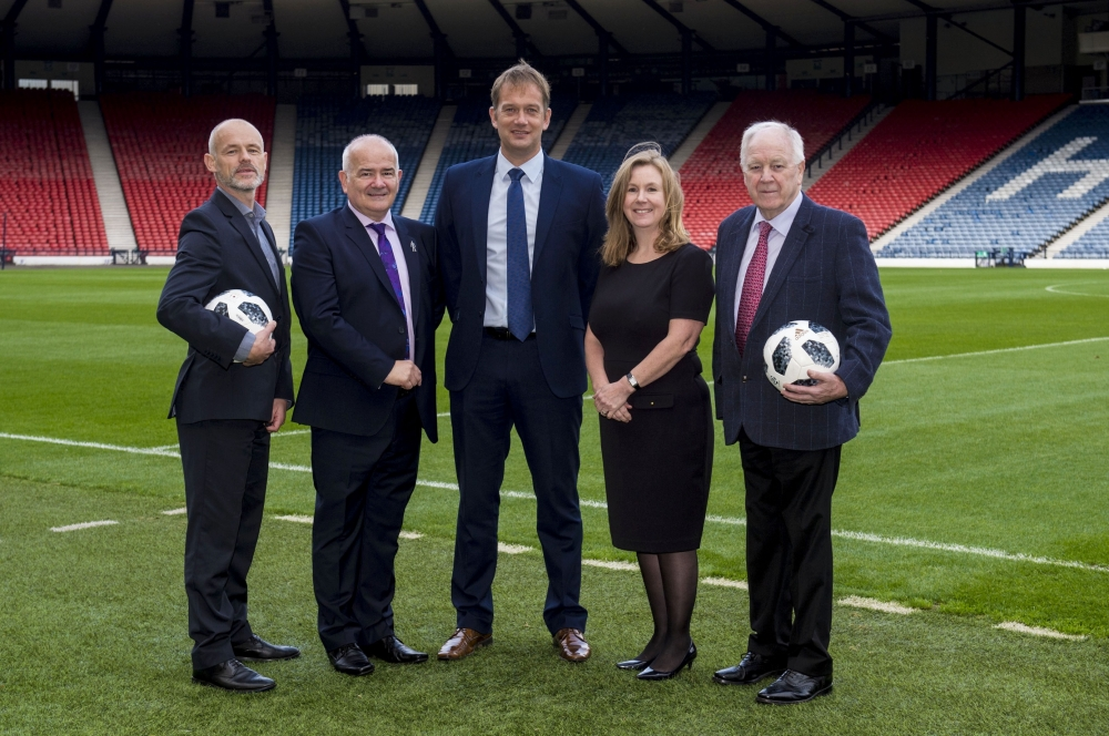 Image for Drinkaware partners with Walking Football Scotland
