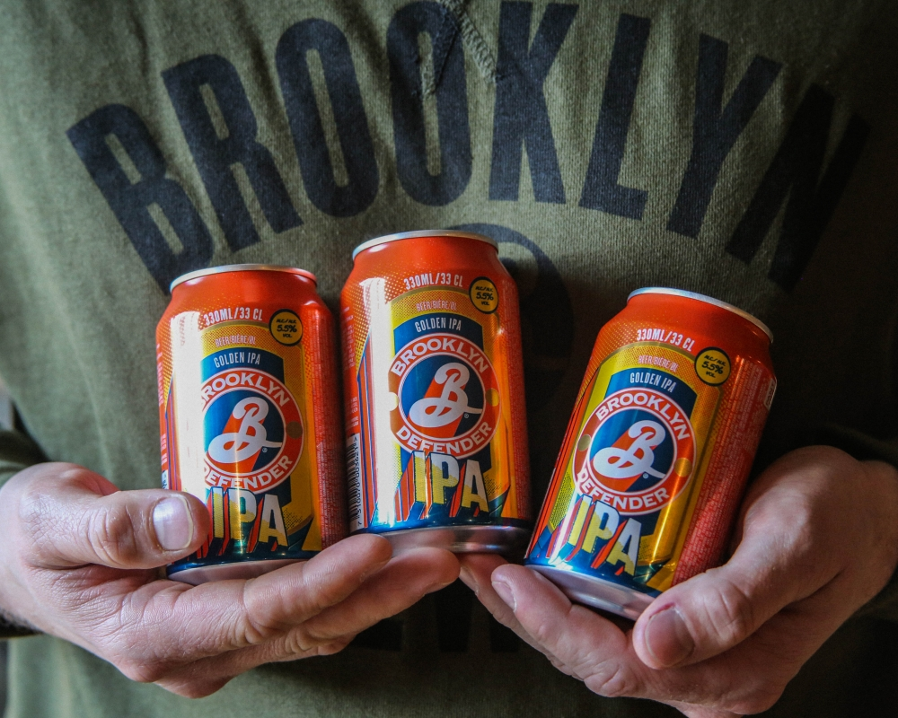 Image for Brooklyn Brewery launches Defender IPA in the UK