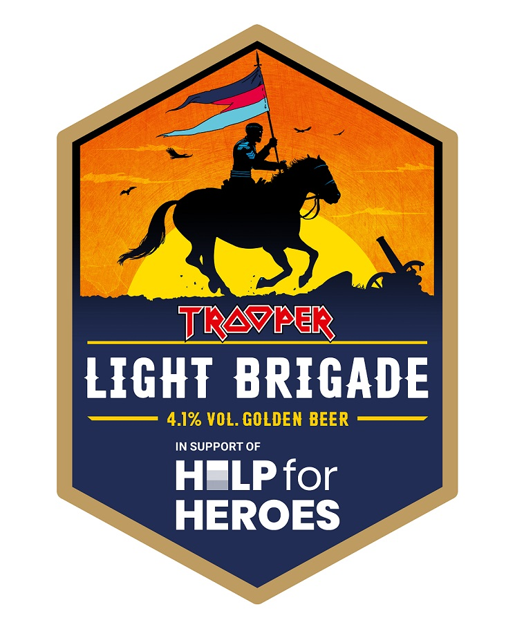 Image for New look for Trooper Light Brigade in support of Help For Heroes