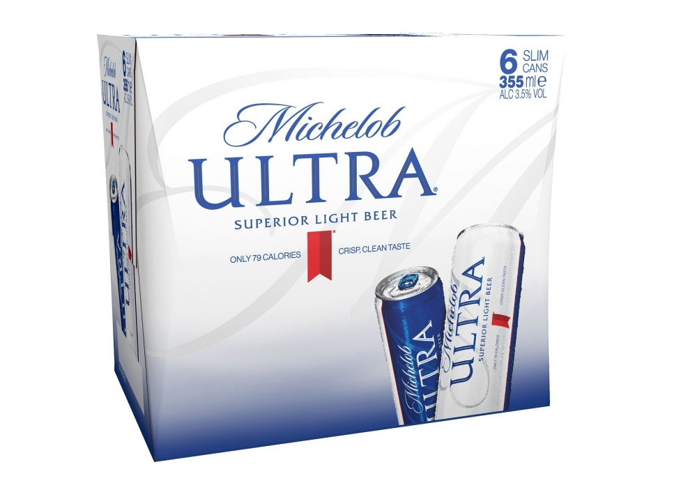Image for AB InBev to launch Michelob ULTRA brand in the UK