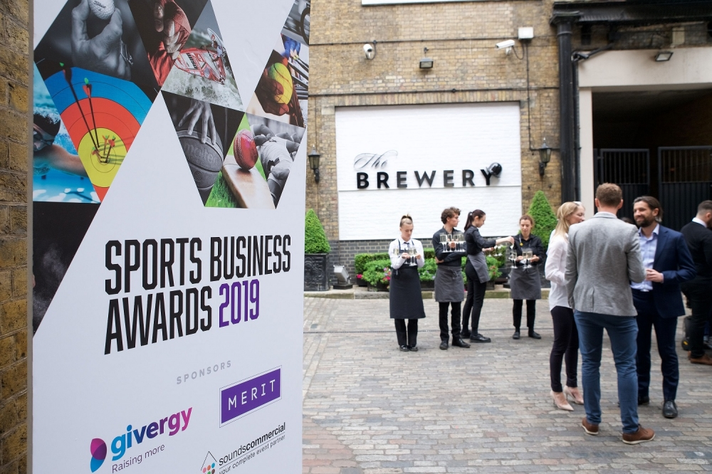 Image for Minority sports punch above their weight at Sports Business Awards