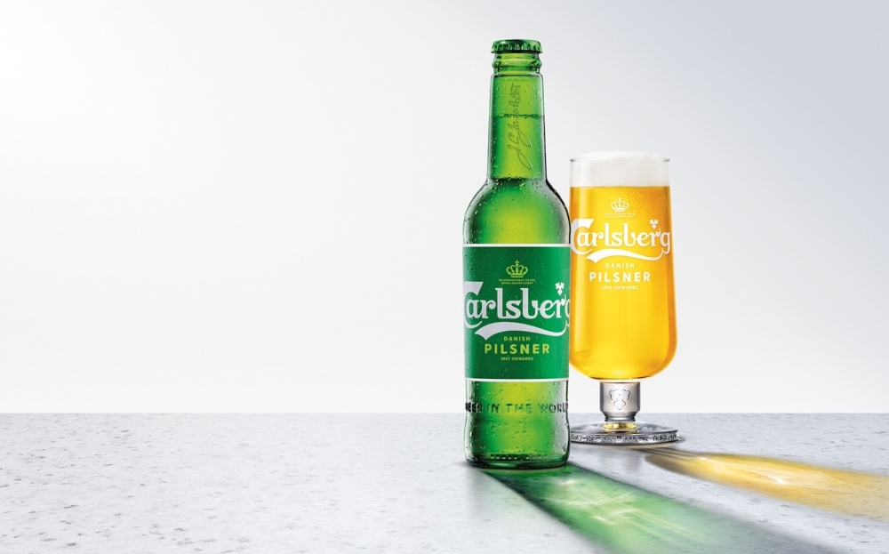 Image for New Danish Pilsner from Carlsberg